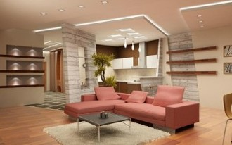 Living Room - Design Services