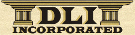 Logo, D.L.I. Incorporated - Millwork Contractors